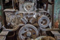 машинное оборудование старое Стоковая Фотография RF