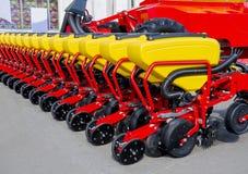 Машинное оборудование для земледелия Стоковая Фотография RF