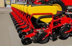 Машинное оборудование для земледелия Стоковые Изображения RF