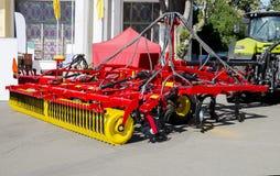 Машинное оборудование для земледелия Стоковые Фотографии RF