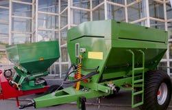 Машинное оборудование для земледелия Стоковое Изображение