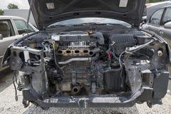 Машинный отсек стоковое изображение rf