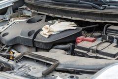 Машинный отсек Стоковое Фото
