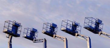 машины летания Стоковые Фотографии RF