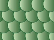 маштабы зеленого цвета Стоковые Изображения RF