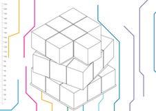 маштаб блоков бесплатная иллюстрация