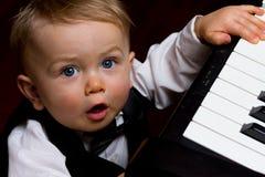 маэстро младенца Стоковые Изображения RF