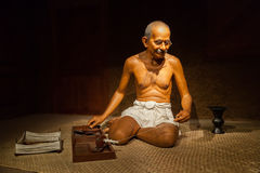 Маюатма Гандюи Стоковое Фото