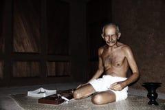 Маюатма Гандюи стоковые изображения rf
