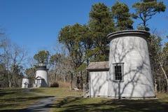 3 маяка сестер Стоковые Изображения RF