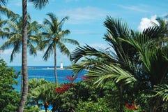 маяк Багам Стоковое фото RF