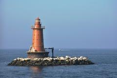 маяк банка западный Стоковые Фото