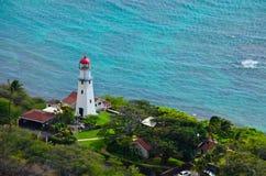 Маяк Гаваи Стоковое Изображение