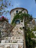маяк Греции стоковое изображение rf