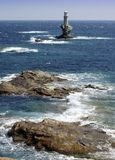 маяк Греции Стоковое Фото