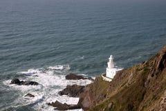 маяк Девона свободного полета Стоковое фото RF