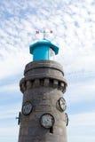Маяк Девон Teignmouth Стоковые Изображения