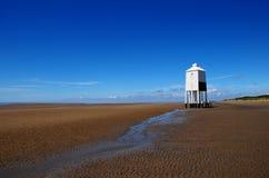 маяк деревянный Стоковые Изображения RF