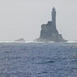 маяк Ирландии Стоковая Фотография RF