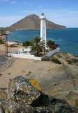 маяк Мексика san felipe Стоковая Фотография RF