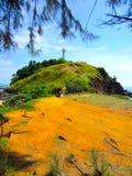 Маяк на острове Lanta стоковые изображения