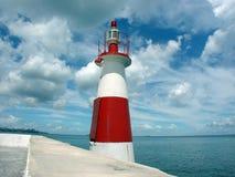маяк немногая Стоковая Фотография