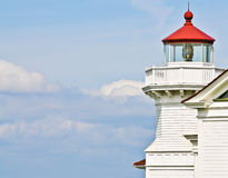 маяк объектива Стоковое Изображение