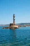 маяк острова Стоковые Фотографии RF