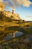 маяк отражает ver Стоковые Изображения