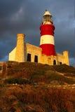 маяк плащи-накидк agulhas Стоковые Изображения