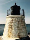 Маяк Род-Айленда стоковое изображение