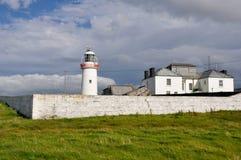 Маяк скал головы петли, Ирландия Стоковое Изображение RF