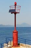 маяк среднеземноморской Стоковое фото RF
