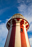 маяк старый Сидней гавани Стоковое фото RF