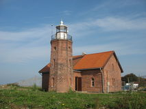маяк старый Стоковая Фотография RF