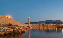 маяк старый Стоковое Изображение