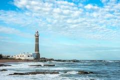 маяк Уругвай ignacio jose стоковое изображение