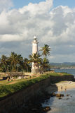 маяк Цейлон стоковые изображения