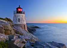 маяк Стоковое Изображение RF