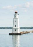 маяк 3 заливов стоковые фотографии rf
