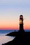 маяк Стоковые Изображения