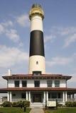 маяк absecon Стоковые Фотографии RF