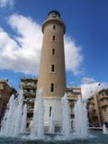 Маяк Alexandropolis Стоковое Фото