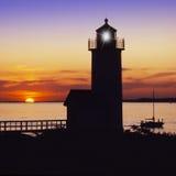 маяк anisquam Стоковое Фото