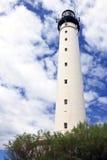 маяк biarritz Стоковая Фотография RF