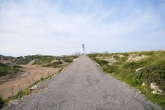 маяк cavalleria Стоковая Фотография