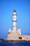 маяк chania 02 Стоковые Изображения