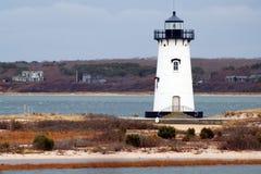 маяк chappaquiddick Стоковое Изображение RF