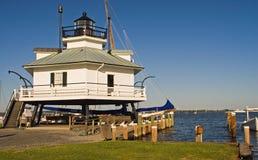 маяк chesapeake залива Стоковое Изображение