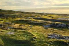 Маяк Co Fanad Donegal Ирландия стоковое фото